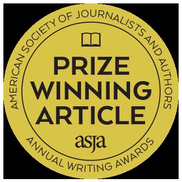 ASJA Awards Prize Winning Article